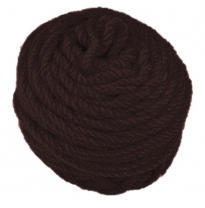 golden fleece - 16 ply Australian eco wool yarn 50g, brown