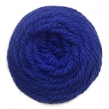 golden fleece - 16 ply Australian eco wool yarn 50g, deep blue