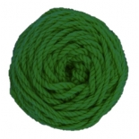 golden fleece - 16 ply Australian eco wool yarn 50g, emerald green