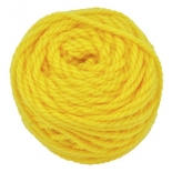golden fleece - 16 ply Australian eco wool yarn 50g, gold yellow
