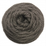 golden fleece - 16 ply Australian eco wool yarn 50g, grey