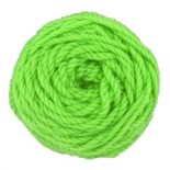 golden fleece - 16 ply Australian eco wool yarn 50g, light green