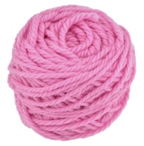 golden fleece - 16 ply Australian eco wool yarn 50g, light pink