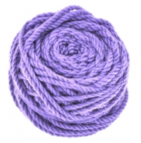 golden fleece - 16 ply Australian eco wool yarn 50g, lilac