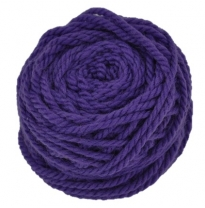golden fleece - 16 ply Australian eco wool yarn 50g, purple
