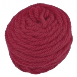 golden fleece - 16 ply Australian eco wool yarn 50g, red violet